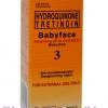 RDL Babyface no.3 (ขนาด 60ml.)