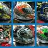 หมวกกันน็อค Beon รุ่น Racing B 500