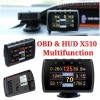 OBD & HUD X510 Multifunction อุปกรณ์อ่านค่าและแสดงผล ECU ของรถ
