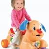รถขาไถ Fisher Price Laugh and Learn Ride on Puppy
