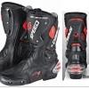 รองเท้า PRO-BIKER รุ่น Speed ข้อยาว #สีดำ