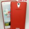 Case Oppo Mirror3 ยาง TPU สีแดงใส