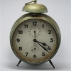U776 นาฬิกาปลูกโบราณ Gustav Becker เดินดีปลุกดี ส่ง EMS ฟรี