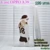 Case OPPO A39 ลายผู้หญิงใส่หมวก