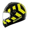 หมวกกันน็อค SHARK Pulse Division S600 PINLOCK NO PANIC Black Yellow Black