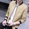 Pre Order เสื้อแจ็คเก็ต แฟชั่นเกาหลี แขนยาว สไตล์เบสบอล มี3สี