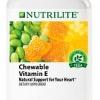 Nutrilite Chewable Vitamin E (Lecithin E) เข้มข้นกว่าช๊อปมาเลเซีย ช่วยลดไขมันคลอเลสเตอรอล และบำรุงสุขภาพหัวใจ Amway USA