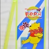 Case OPPO F1 ยางใสหมีพูห์