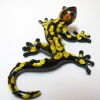 ตุ๊กแกแก้วเป่า Glass Figurine Gecko