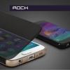 Pre Order เคสอัจฉริยะ Samsung Galaxy S6 รับสายได้โดยไม่ต้องเปิดฝา แบรนด์ ROCK มี2สี