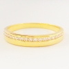 แหวนเพชร CZ รหัส R1505 size 50
