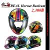 หมวกกันน็อค Real Hornet-Buriram