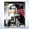 รหัส HB4050322 ภาพระบายสีตามตัวเลข Paint by Number แบบ Romantic wedding ขนาด40x50cm/พร้อมส่ง