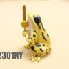 กบเซรามิคปักธูป Yellow Ceramic Frog Incense