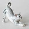 แมวเซรามิค Dollhouse Ceramic Cat