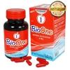 BioOne Astaxanthin ไบโอวัน สาหร่ายแดง ปวดเอว ปวดตามข้อ มือเท้าชา เบาหวาน 1 กระปุก (60 เม็ด)