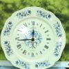 T0671 นาฬิกาแขวนกระเบื้องเยอรมันโบราณ Junghans ส่ง EMS ฟรี