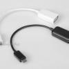 (ขายดี พร้อมส่ง) สาย OTG line micro usb external usb flash drive