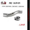 สลิปออน Slip-on Honda CBR500R, CBR500F, CBR500X