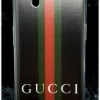 Case oppo Find Mirror R819 GUCCI พื้นดำ