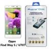ฟิล์มกระจก Oppo Find Way S / U707
