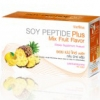 Verena Soy Peptide Plus Mix Fruit Flavor เวอรีน่า ซอย เปปไทด์ พลัส รสผลไม้ จากรสสับปะรด และมะนาว