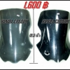 ชิวหน้า CB500X #สีดำ/สีใส