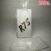 Case OPPO R7S ยางรูปหูกระต่ายใส