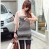 ++เสื้อผ้าไซส์ใหญ่++Qian Yi * Pre-Order* เสื้อผ้าแฟชั่น เสื้อผ้าเกาหลีไซส์ใหญ่ผ้าคอตตอลแต่งแขนเสื้อปีกผีเสื้อผ้าชีฟองสวยเก๋ค่ะ