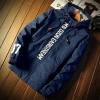 Pre Order เสื้อแจ็คเก็ตสไตล์เกาหลี มี HOOD แขนยาว แต่งลายตัวอักษร มี4สี