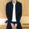 Pre Order เสื้อแจ็ตเก็ตผู้ชายแฟชั่นเกาหลี แขนยาว แนวเบสบอล มี 4 สี