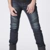 กางเกงยีนส์ UglyBros2 Slub-K Original Blue (ซิปหลัง)แท้