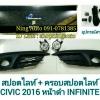ไฟตัดหมอก All New CIVIC 2016