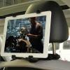 008 อุปกรณ์ช่วยจับยืด Tablet กับเบาะรองหัว ที่นั่งในรถยนต์ เพื่อเป็นทีวี สำหรับผู้โดยสารตอนหลัง