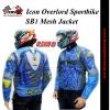 เสื้อการ์ด Icon Overlord Sportbike SB1 Mesh Jacket