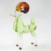 แพะแก้วเป่า Glass Figurine Goat