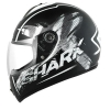 หมวกกันน็อค SHARK รุ่น S600 EXIT MAT / KWK