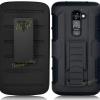 เคส LG G2 D802 ตรงรุ่น (Future Armor Impact Skin Holster Protector Swivel) มีที่เหน็บเข็มขัด