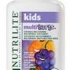 Nutrilite Kids MultiTarts วิตามินรวม เกลือแร่รวม ชนิดเม็ดแบบเคี้ยวสำหรับเด็ก Amway USA