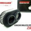 กรองสแตนเลส Hurricane for Ninja250-300 (2014)
