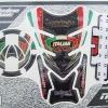 สติกเกอร์ กันรอยถัง+ฝาถัง Benelli TNT 300 (SET-B0001)