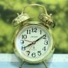 T0640 นาฬิกาปลุกเยอรมันโบราณ Jerger ส่ง EMS ฟรี