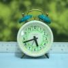 T0644 นาฬิกาปลุกเยอรมันโบราณ Ruhla ส่ง EMS ฟรี