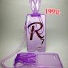 Case OPPO R7Lite ยาง ลายกระต่ายม่วง