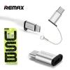 Remax RA-USB1 หัวแปลง Micro USB To Type-C