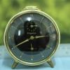 T0619 นาฬิกาปลุกเยอรมันโบราณ Dugena ส่ง EMS ฟรี