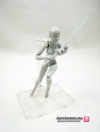 SHF Female BODYCHAN DX SET Gray Color Ver.