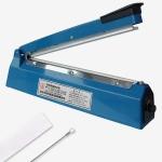 เครื่องซีลไฟฟ้าแบบกด ยาว 400 mm. สำหรับซีลถุงพลาสติก PPและ PE 1608-117