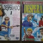 DESPERADO เพลงแห่งความฝัน 1-4 เล่มจบ