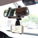 iMount ขายึดโทรศัพท์มือถือกับกระจกมองหลัง Universal Car Rear View Mirror Mount